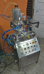 Face Cream Tube Sealing Machine