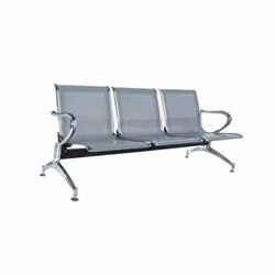Stainless Steel Visitor Chair