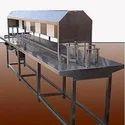 Inspection Conveyor for Pharma Industry