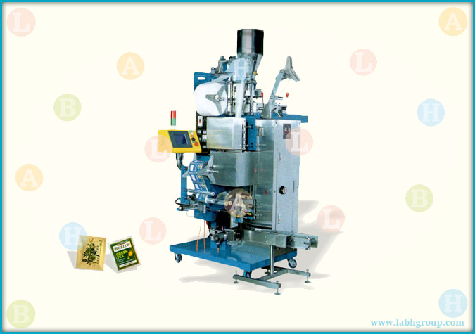 Automatic Tea Bag with Envelope Packaging Equipment