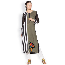 Latest Beautiful Styling Designer Long Kurti