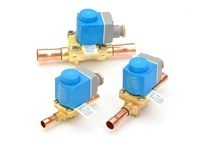 Solenoid Valves, Fluoridated Refrigerants and Hydrocarbons
