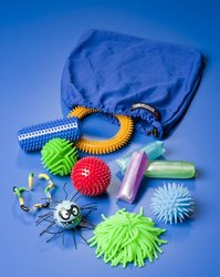 sensory stimulation kit tactile kit occupational therapy
