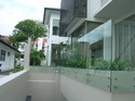 Glass Railing for Balcony