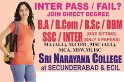 Inter Fail  Join Direct Degree