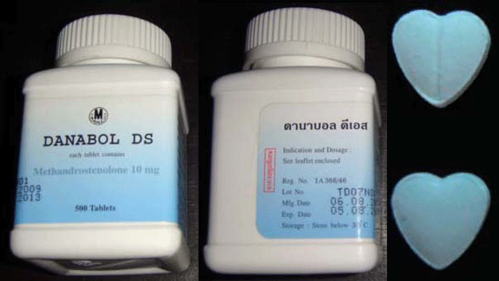 dianabol pill size