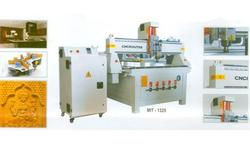 CNC Wood Carving & Cutting Machine