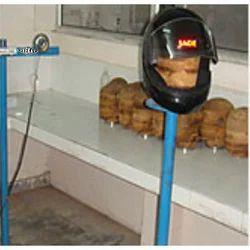 Helmet Audibility Test Apparatus