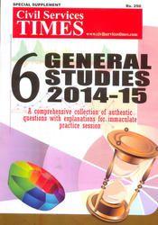 CST 6 General Studies 2014-15