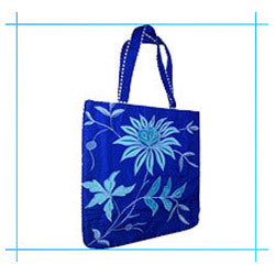 Blue Carry Bag