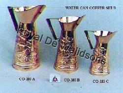 Decor Copper Jug