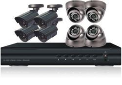 DVR with CCTV Camera