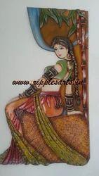 village girl paintings