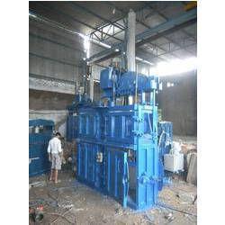 Hydraulic Baling Press for Paddy Straw