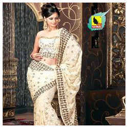 Designer Party Sarees