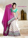 Exclusive Designer Lehenga Saree
