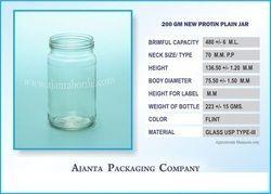 200 Gm Protein Jar
