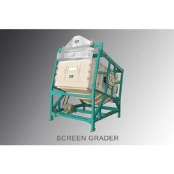 Screen Precleaners & Graders