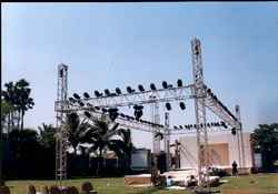 Stage Lighting Trusses