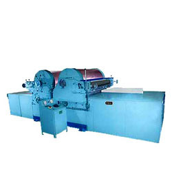 double color sheet fed flexographic printing machines