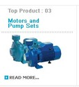 Motor And Pumps Set
