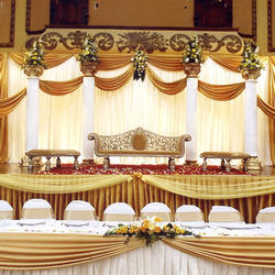 Wedding stage backdrop in india junglespirit Gallery