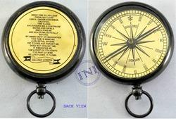 Decorative Pocket Compass