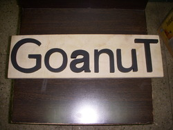 custom engraved sign