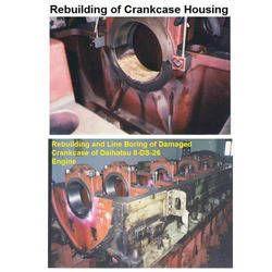 Crankshaft Rebuilding Service