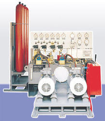 Manual Hydraulic Power Packs