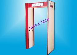 Door Frame Metal Detector RE-ROBO-III Single Zone