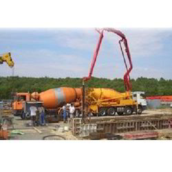 Readymix Concrete Pumps