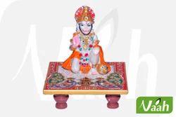 Vaah Marble Hanuman Chowki