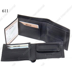 Black Gents Wallet