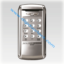 Password Digital Door Lock