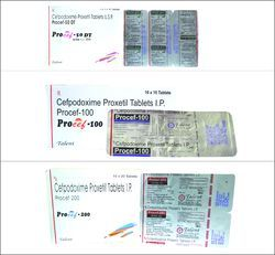 Cefpodoxime Proxetile Tablets