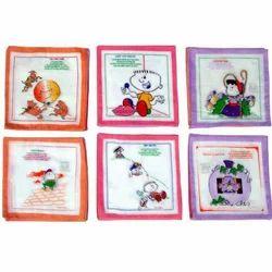 Nursery Rhymes Handkerchiefs
