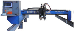 CNC Gas/Plasma Profile Cutting Machine