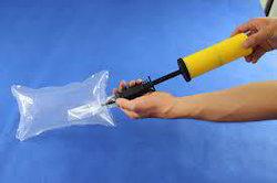 Sealing RF  Pouch GAP Filler Bag