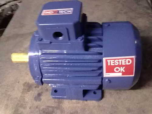 AC Motor - Three Phase AC Motor Manufacturer from Ahmedabad
