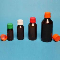 Round Pharma Bottle (A)