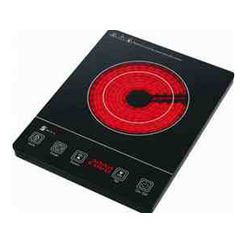 Infra Induction Cooker without Pot