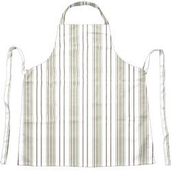 Personalized Stripe Apron