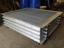 Steam Heat Exchangers for Paddy Drier