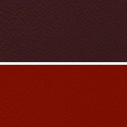 Maroon Manmade Leather Cloth
