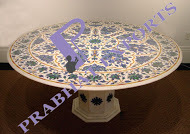 Inlaid Marbble Table Top
