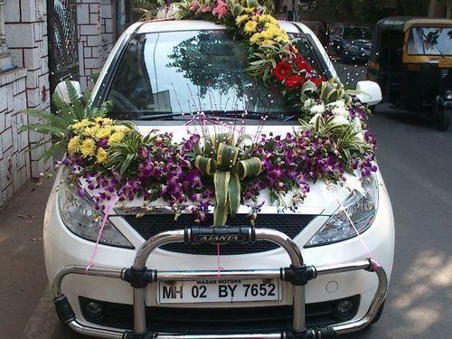 Multi colour safas car decoration artificial original flower car decoration artificial original flower junglespirit Gallery