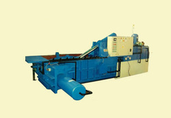 Hydraulic Scrap Baling Press