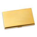 Gold Visiting Card Cases