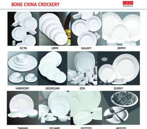 sc 1 st  IndiaMART & CROCKERY - Bone China Crockery Wholesale Supplier from Ahmedabad